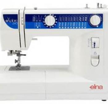 Machines à coudre ELNA 240 et 340