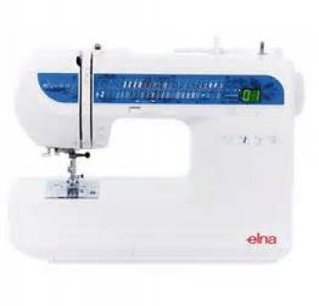 Machines à coudre Elna 520 et Elna 540